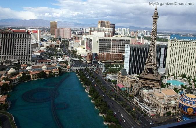 Vegas Strip by Day