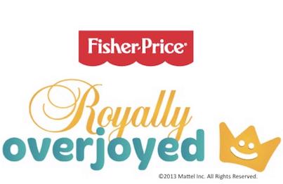 Fisher-Price-Royally-OverJoyed-baby-shower