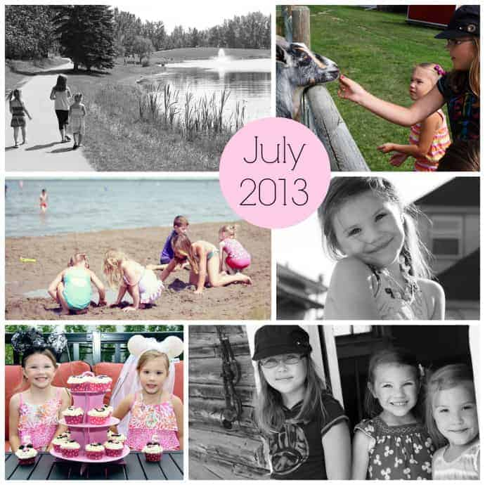 July 2013 month in photos blogger myorganizedchaos