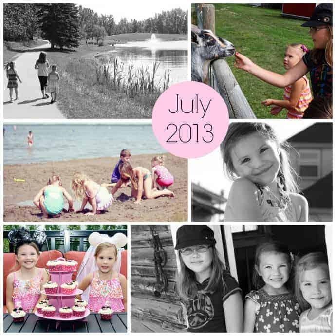 July 2013 month in photos blogger myorganizedchaos