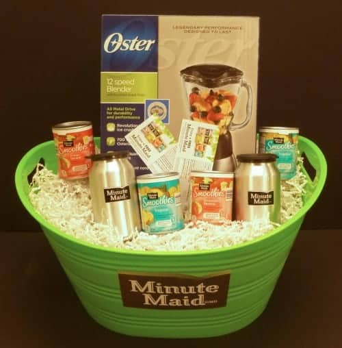 Minute Maid Celebrate Summer giveaway MyOrganizedChaos