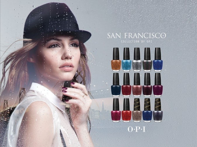 SanFrancisco by OPI