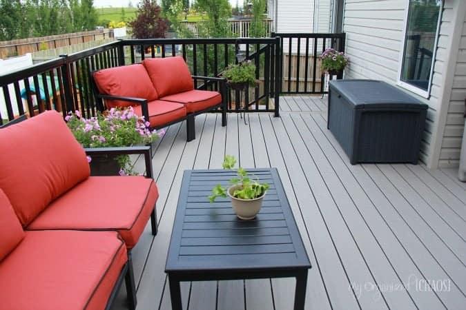 backyard renovation home depot canada review