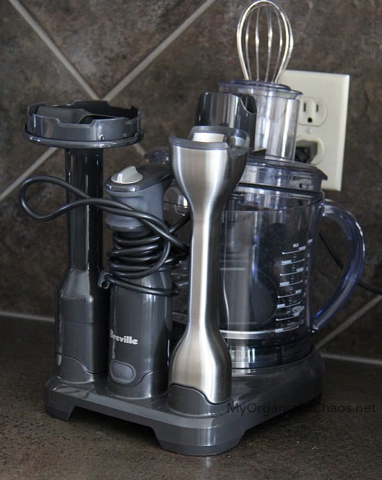 breville review giveaway myorganizedchaos