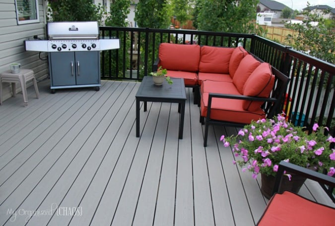 deck renovation rebuild alberta blogger