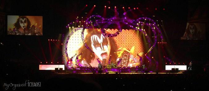 kiss edmonton concert