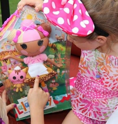 Lalaloopsy Dolls for the Birthday-Gift Win!