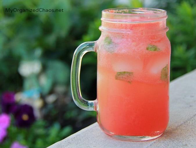 minute maid pink lemonade #CelebrateSummer