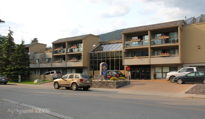 Best Western Plus Siding 29 in Banff review myorganizedchaos