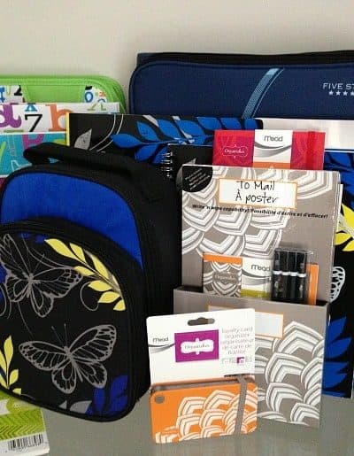 Hilroy Canada Goes Back to School