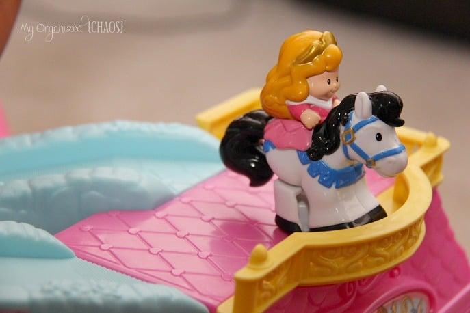 Little People Disney Princess Klip Klop Stable fisherpricemoms