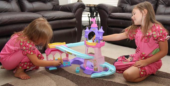 Little People Disney Princess Klip Klop Stable review