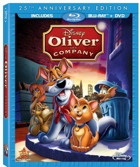 Oliver and Company25thAnn