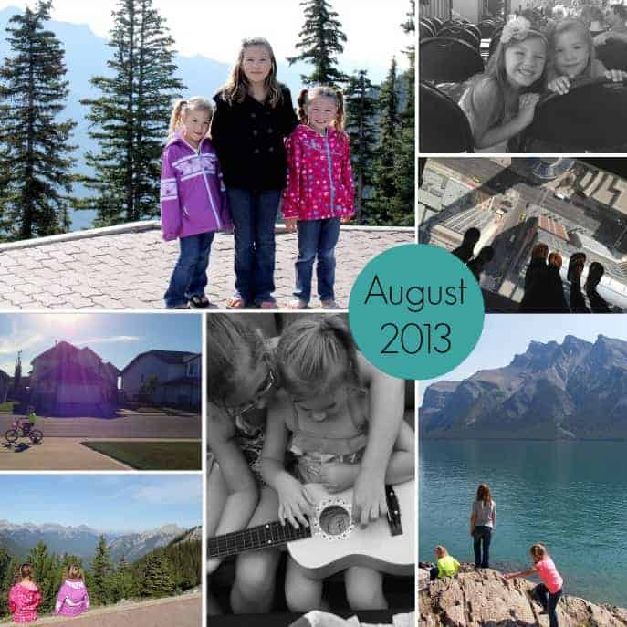 august month in photos