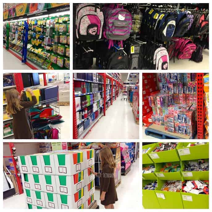 back to school shopping staples canada