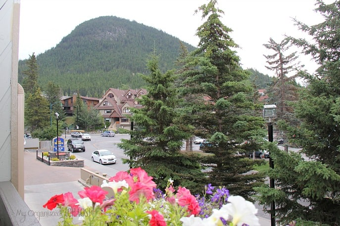 banff alberta accomodations review travel