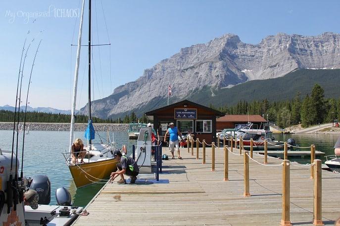 banff lake cruise explore rockies