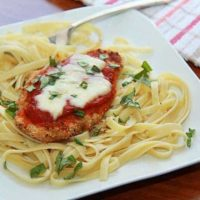 Baked Chicken Marinara