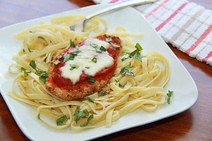Chicken Marinara Recipe — Dishmaps