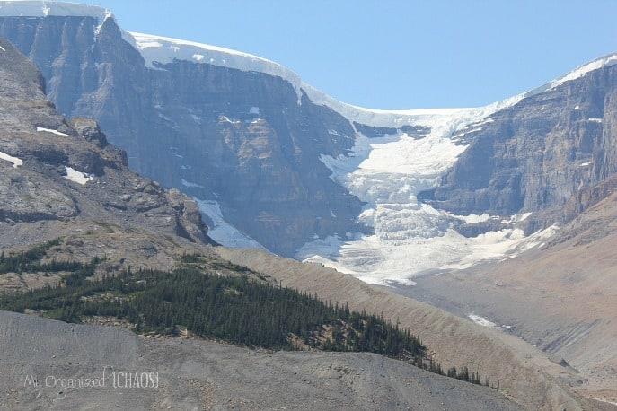 columbia glacier icefields myorgnaizedchaos family travel