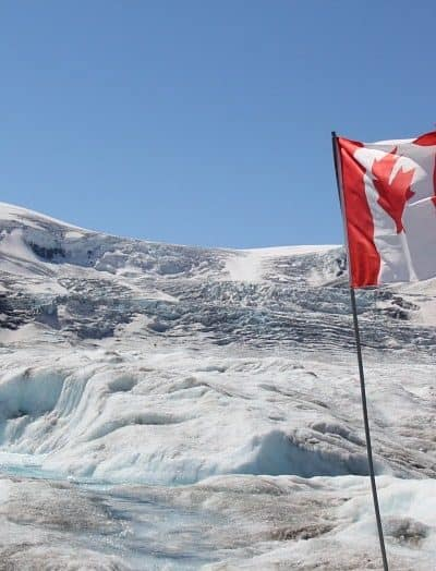 Family Travel: Columbia Icefield Glacier Adventure