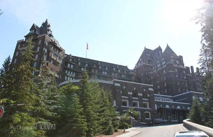 fairmont banff springs hotel myorganizedchaos