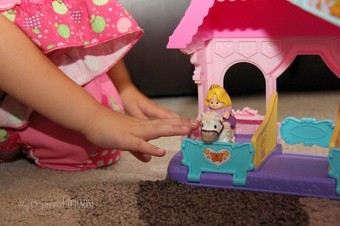 little people disney princess stable review myorganizedchaos