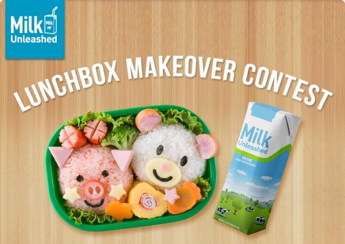 milk unleased facebook contest myorganizedchaos
