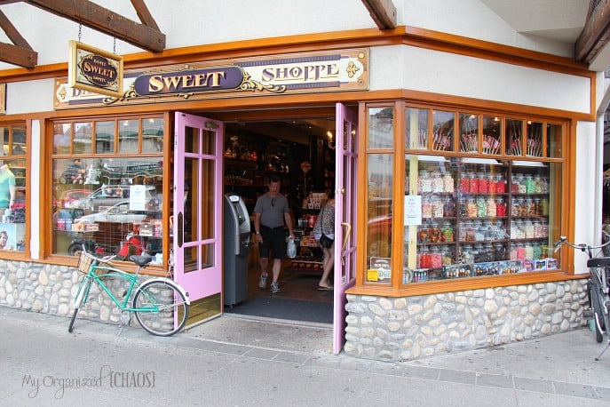 sweet shoppe banff ave alberta travel review