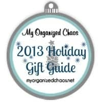 2013 holiday Gift Guide MyOrganizedChaos Canadian Mom Blogger
