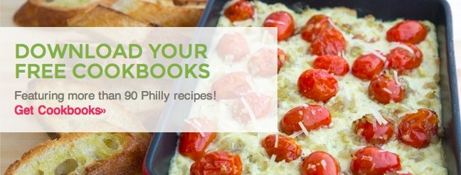 Philadelphia Cream Cheese Recipes: Real Women of Philadelphia
