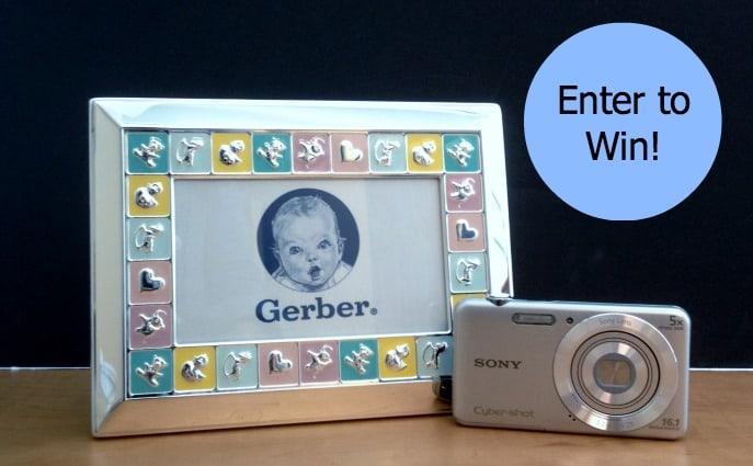 Gerber Canada Prize Pack giveaway myorganizedchaos