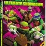 Teenage Mutant Ninja Turtles: Ultimate Showdown DVD