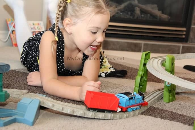 Thomas & Friends TrackMaster Castle Quest myorganizedchaos fisherpricemoms