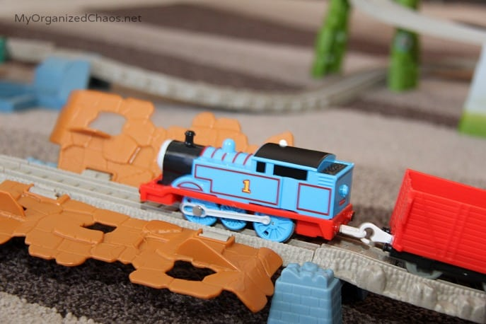 Thomas & Friends TrackMaster Castle Quest