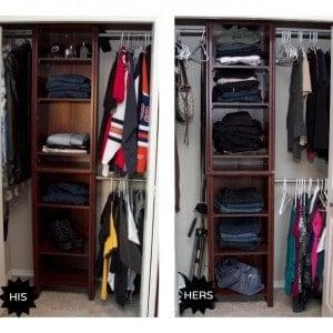 My Organized Closet – ClosetMaid at The Home Depot