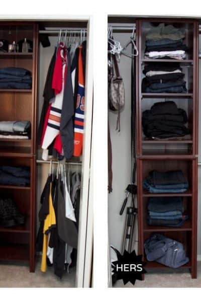 My Organized Closet – ClosetMaid at The Home Depot