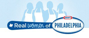 real women of philadelphia recipes