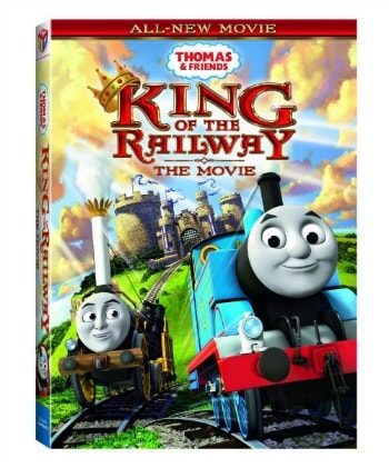 thomas king of the railway movie