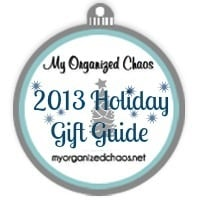 2013 holiday Gift Guide My Organized Chaos Canadian Mom Blogger