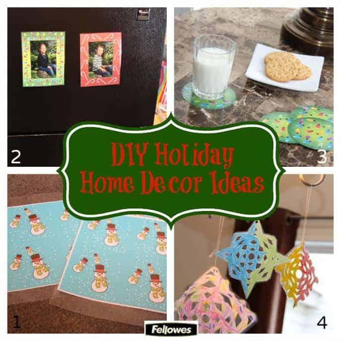 Holiday Ideas 2013 Photograph Diy Holiday Home Decor Ideas