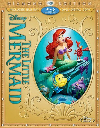The Little Mermaid Diamond Edition review giveaway