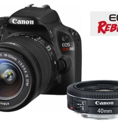 Canon EOS Rebel SL1 #Giveaway – Capturing Life's Moments