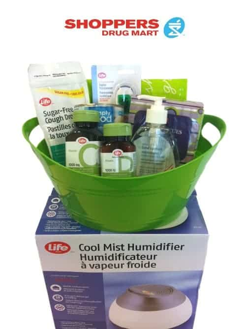 Cold and Flu Defense Kit from Shoppers Drug Mart