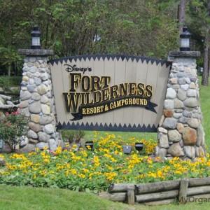 Disney's Fort Wilderness Cabins