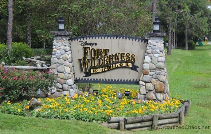disney fort wilderness resort and campgrounds review myorganizedchaos