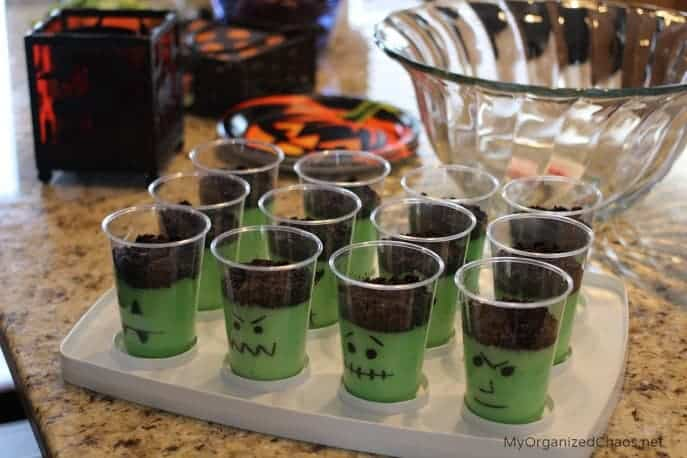 Halloween kids party food for Halloween party food ideas for kids