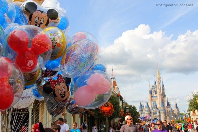 magic kingdom walt disney world Disneyhaunt myorganizedchaos