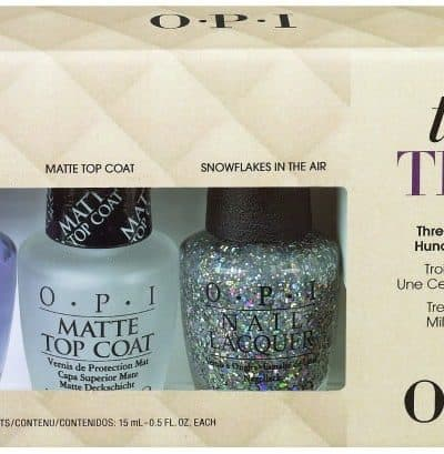 Top This! New OPI Holiday Gift Set for 2013