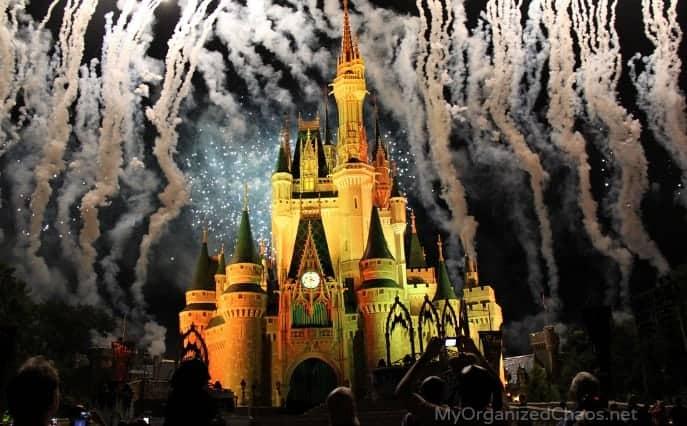 walt disney world fireworks halloween party myorganizedchaos
